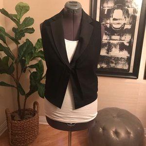 Wool Tuxedo Vest